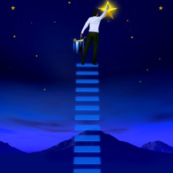 Real estate syndication is a great way for you to aspire higher and reach for the stars!