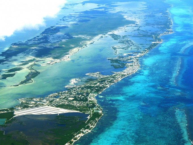 Ambegris Caye Belize is the most popular tourist destination in Belize and has been twice voted top island in the world by Trip Advisor
