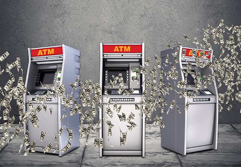 Think Inside and Outside the ATM Box – Automatic Cash Flow from Automated Teller Machines