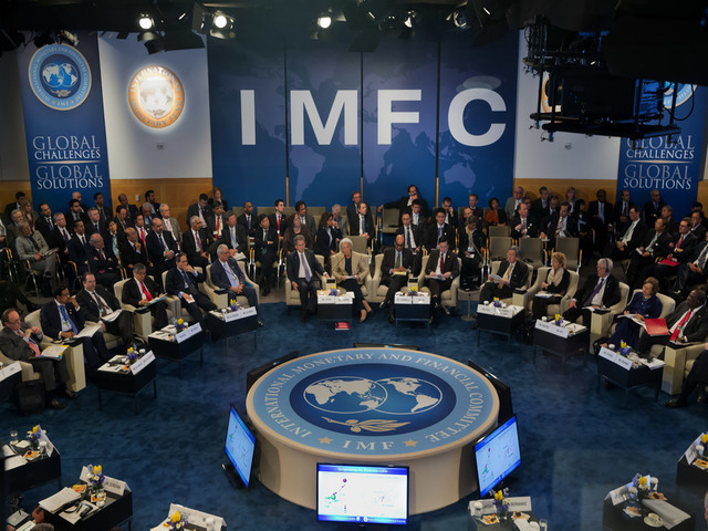 The IMF is the International Monetary Fund