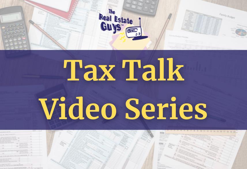 Tax Talk Video Series