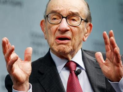Alan Greenspan says it's a good time to by gold