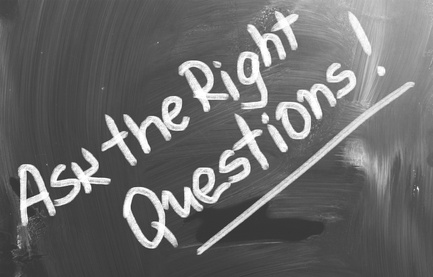 The core skill of master salesmanship is asking the right questions