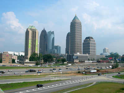 Atlanta is a huge metro and home to several Fortune 100 corporations