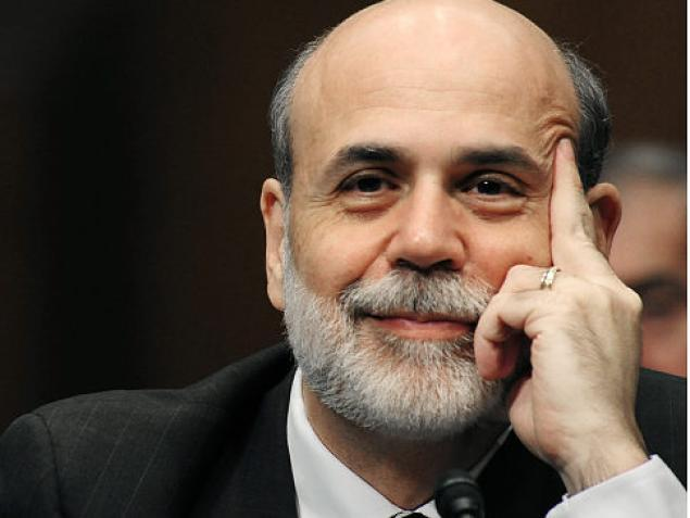 Ben Bernanke says the Fed can print as much money as it wants...at essentially no cost.