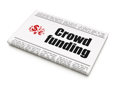Crowd funding promises to be an exciting new way to raise money for real estate investing