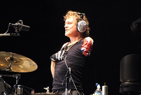 Def Leppard drummer Rick Allen is an amazing story of perseverance, friendship and overcoming adversity