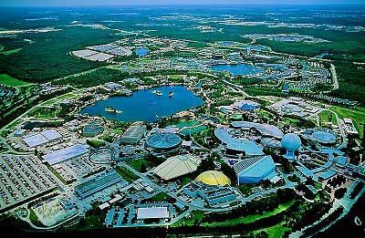 Disney World changed the economy of Orlando Florida