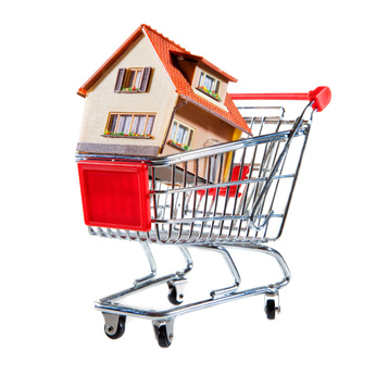 Time to fill up the shopping basket with investment real estate!