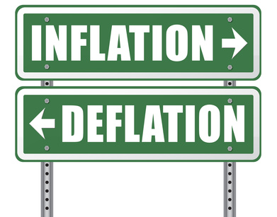 Investments must be structured so you profit and are protected whether there's inflation or deflation