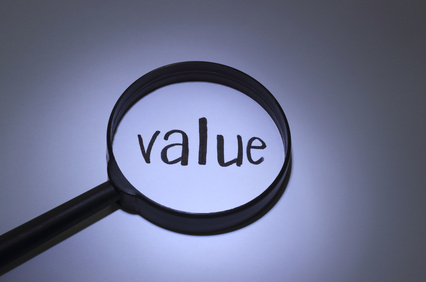 Smart investors look for value that others overlook