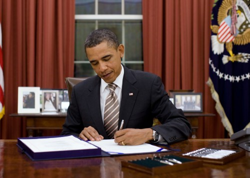 The JOBS Act signed by President Obama allows real estate investors to advertise private placements to accredited investors