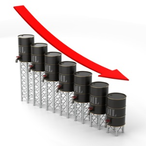 Oil prices have been falling.  Why?  And does that mean it's a good time to invest?