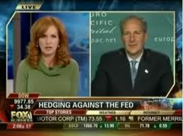 Peter Schiff discusses strategies on how to hedge agains the Fed on Fox Business News