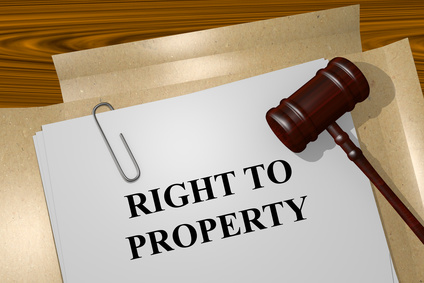 The right to own property is fundamental to individual freedom