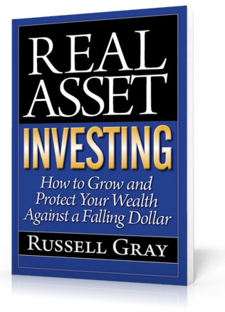 Real Asset Investing explains how to protect yourself from a falling dollar