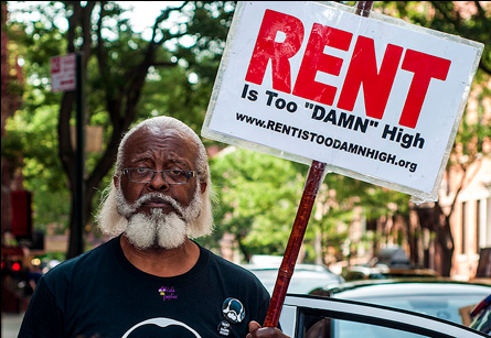 Rents are becoming unaffordable for many Americans