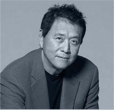 Robert Kiyosaki is the author of Rich Dad Poor Dad
