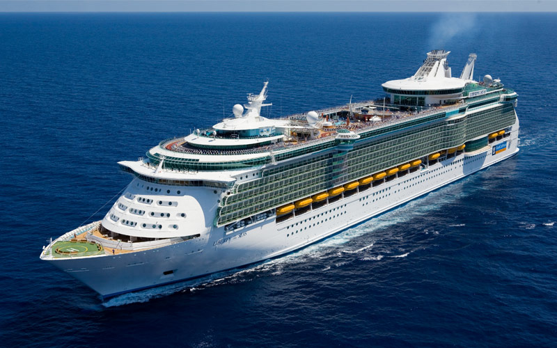 The 2017 Investor Summit at Sea takes place aboard the Royal Caribbean Liberty of the Sea cruise ship