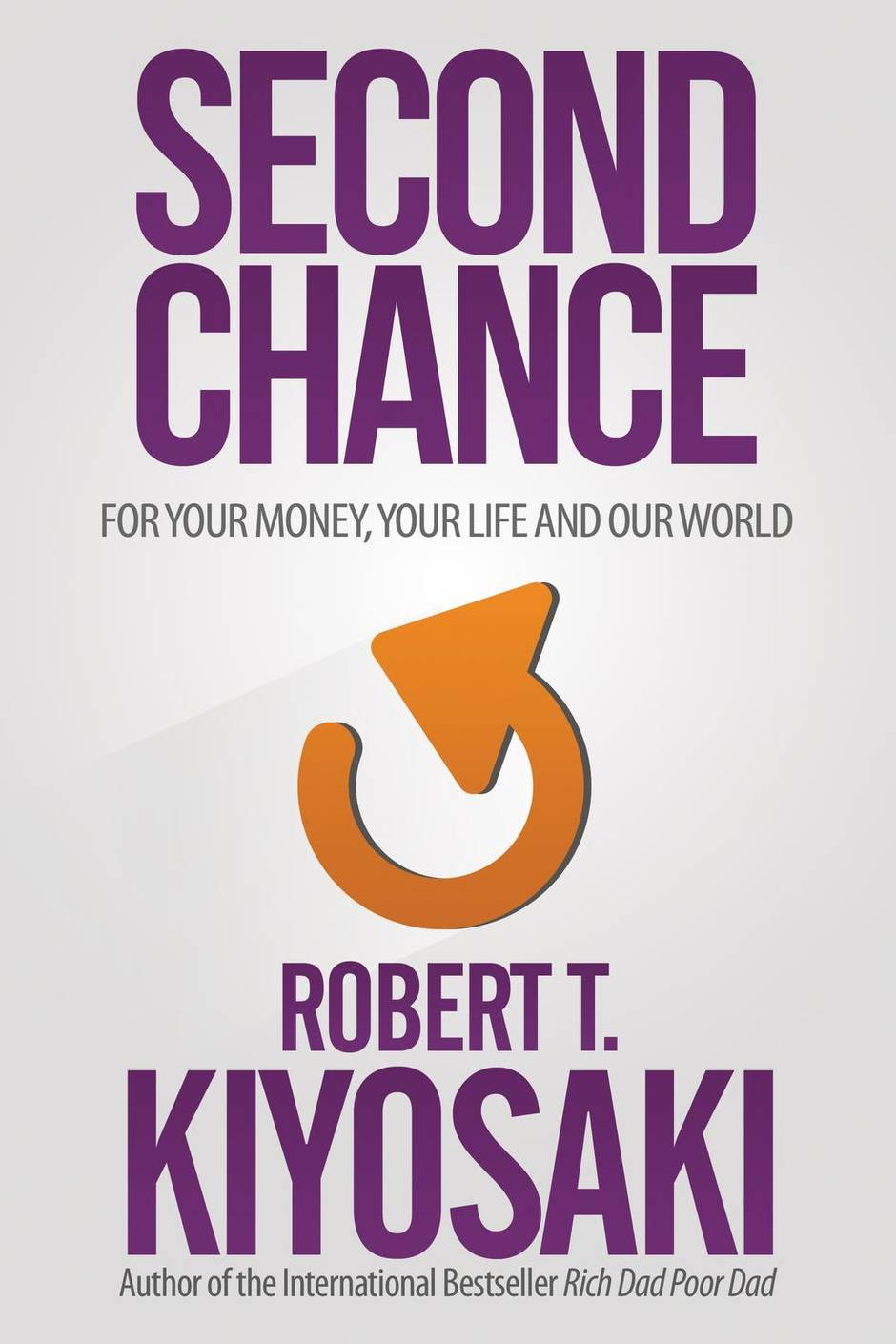 Robert Kiyosaki Second Chance book cover