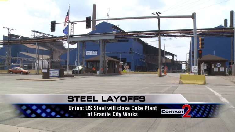 U.S. Steel announced thousands of layoffs partially because of a strong dollar against the Chines yuan