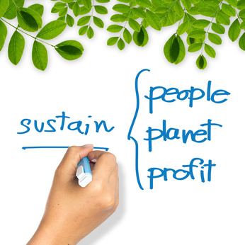 Sustainable investing produces profits while benefiting people and the plant