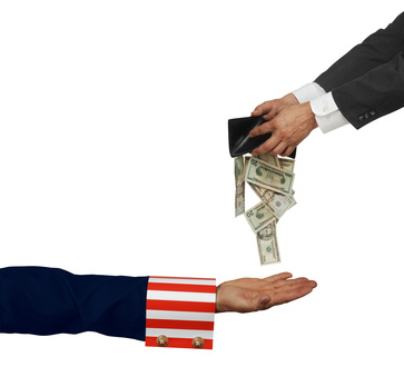 Uncle Sam needs to ask its taxpayers for MORE money...again