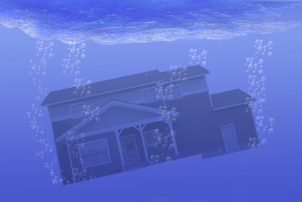 Is strategic default the best answer when a property is underwater?