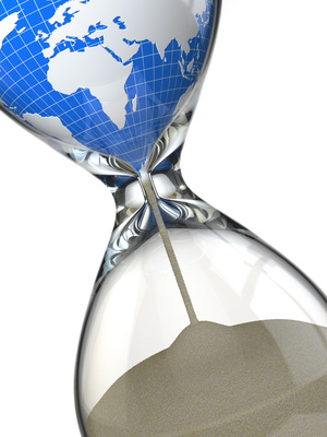 Is the world running out of time?  Or is there plenty of life and opportunity left for you to invest for the long term?