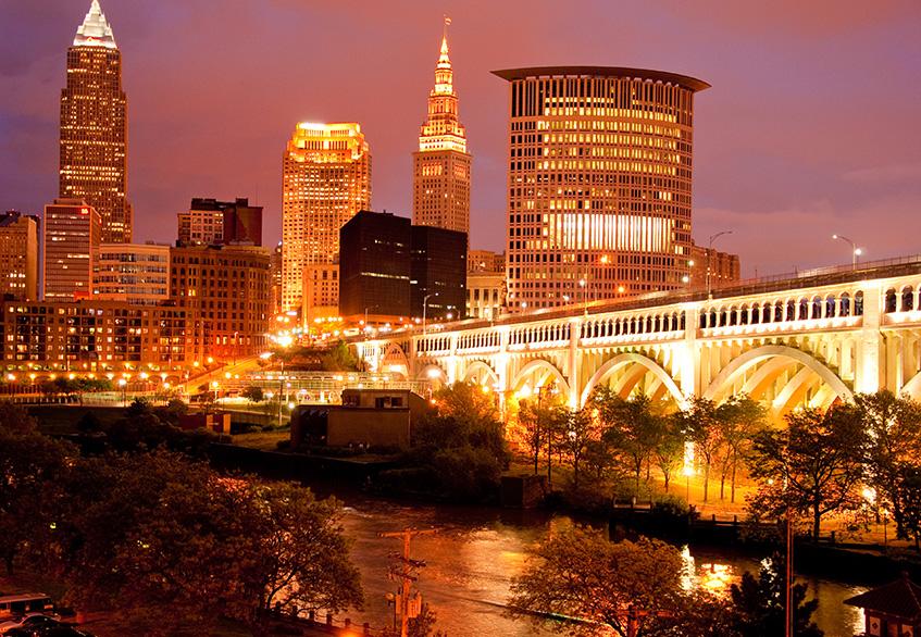 Cleveland Field Trip