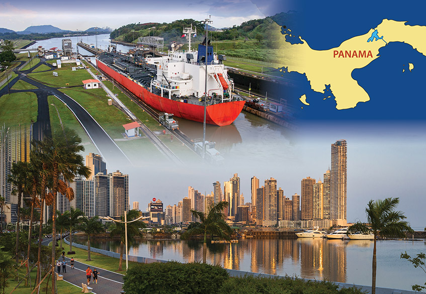 Planting Your Flag in Panama
