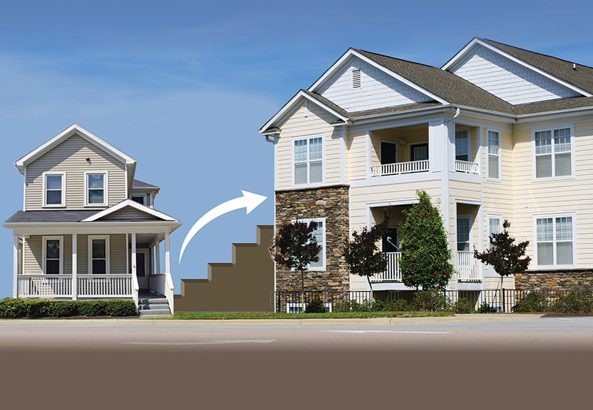 How to Step Up to Multi-Family